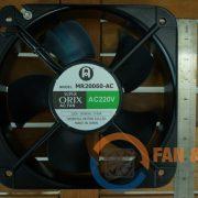 Quạt ORIX JAPAN MR20060-AC, 220vac, 200x200x60mm