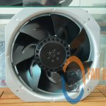 Quạt EBM-Papst W2E200-HK38-01, 230VAC, 225x225x80mm