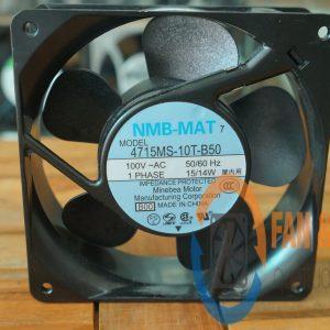 Quạt NMB-MAT 4715MS-10T-B50, 100VA, 120x120x38mm