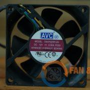 Quạt AVC DS07025R12H, 12VDC, 70x70x25mm