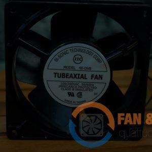 Quạt Bi-Sonic 4E-DVB, 119x119x38 mm, 100-200VAC