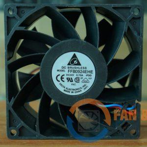 Quạt DELTA FFB0924EHE, 24VDC, 92x92x38mm