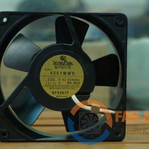 Quạt IKURA FAN 4251MWV, 220VAC