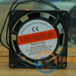 Quạt KAMYAMASUKI GH8025HSL, 220,240VAC