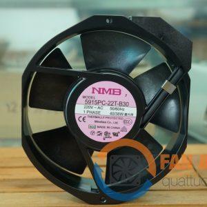 Quạt NMB 5915PC-22T-B30, 172x150x38mm, 220VAC
