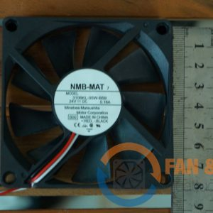 Quạt NMB MAT 3106KL-05W-B59, 24VDC, 80x80x15mm
