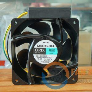 Quạt ORIX MRS16 DUL, 230VAC, 160x160x62mm