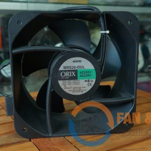 Quạt ORIX MRS20-DUL, 200x200x62mm, 200-230VAC