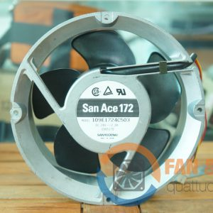 Quạt SANYO DENKI 109E1724C503, 24VDC, 172x172x51mm