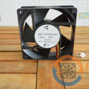 Quạt MELCO MMF-12C24DH-RA2, 24VDC, 120x120x38mm