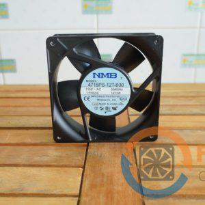 Quạt NMB 4715PS-12T-B30, 115VAC, 119x119x38mm