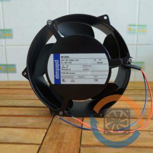 Quạt EBM PAPST DV 6224, 24VDC, 172x172x51mm