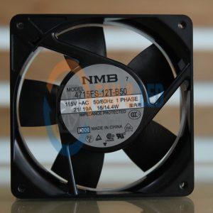 Quạt NMB 4715FS-12T-B50, 115VAC, 119x119x38mm
