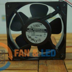 Quạt ADDA AD1224UB-F51, 24VDC, 120x120x38mm