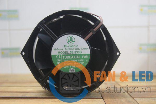 Quạt Bi-Sonic 5E-230B, 230VAC, 170x150x55mm