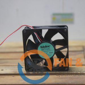 Quạt NIDEC D08A-24TS1 02, 24VDC, 80x80x25mm