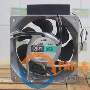 Quạt ORIX F0301-742, 200/230VAC, 160x160x62mm