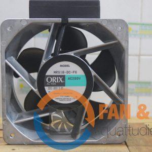 Quạt ORIX MRS18-DC-F6, 200VAC, 180x180x90mm