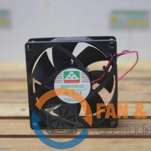 Quạt PROTECHNIC MGA8012UB-025, 12VDC, 80x80x25mm