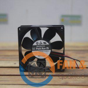 Quạt SANYO DENKI 109R0812H4021, 12VDC, 80x80x25mm