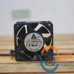 Quạt DELTA AFB0612DH, 12VDC, 60x60x25mm