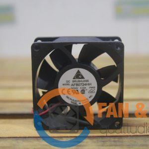 Quạt DELTA AFB0724HH, 24VDC, 70x70x25mm