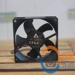 Quạt DELTA AUB0824VH, 24VDC, 80x80x25mm