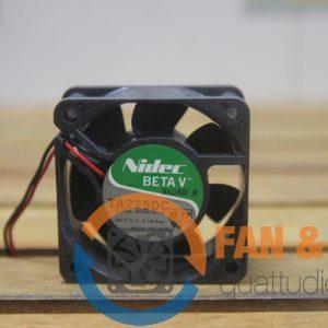 Quạt NIDEC TA225DC M33516-16, 24VDC, 60x60x25mm