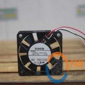 Quạt NMB 2406KL-05W-B59, 24VDC, 60x60x15mm