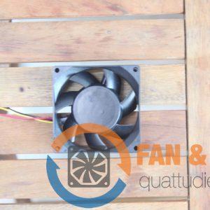 Quạt SANYO DENKI 9W082S4H401, 24VDC, 80x80x25mm