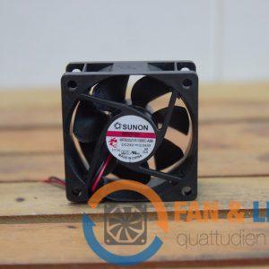 Quạt SUNON MF60252VX-1000C-A99, 24VDC, 60x60x25mm