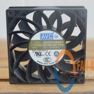Quạt AVC DB09225B48H, 48VDC, 92x92x25mm