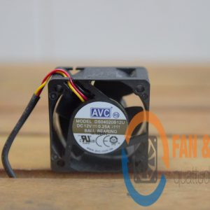 Quạt AVC DS04020B12U, 12VDC, 40x40x20mm