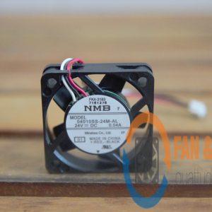 Quạt NMB 04010SS-24M-AL, 24VDC, 40x40x10mm