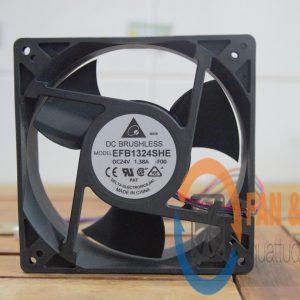 Quạt DELTA EFB1324SHE, 24VDC, 127x127x38mm