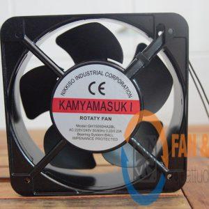 Quạt KAMYAMASUKI GH15050HA2BL, 220/240V, 150x150x50mm