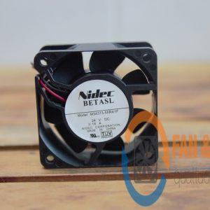 Quạt NIDEC M34313-55RA1F, 24VDC, 60x60x25mm