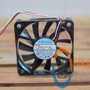 Quạt NMB 2404KL-04W-B59, 12VDC, 60x60x10mm
