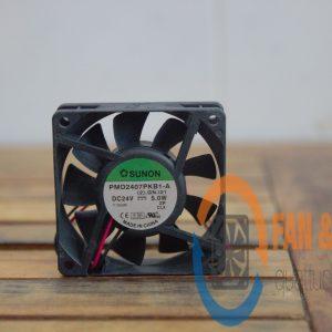 Quạt SUNON PMD2407PKB1-A, 24VDC, 70x70x20mm