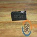 Tụ Nguồn Cho Quạt CBB61 2μF ±5%, 500VAC