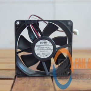Quạt NMB 08025SS-24N-AL, 24VDC, 80x80x25mm