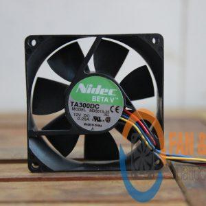 Quạt NIDEC M35613-35, 12VDC, 80x80x25mm