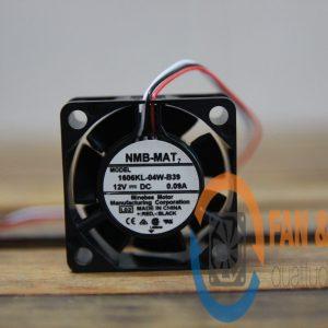 Quạt NMB 1606KL-04W-B39, 12VDC, 40x40x15mm