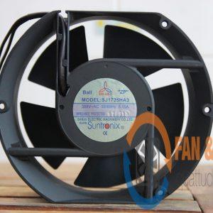 Quạt SANJUN SJ1725HA3, 380VAC, 172x150x51mm