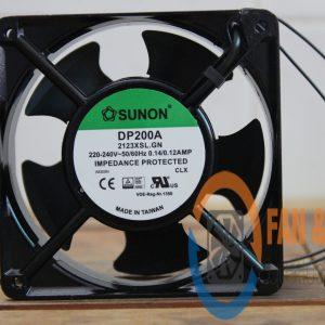 Quạt Sunon DP200A 2123XSL.GN, 220/240VAC, 120x120x38mm