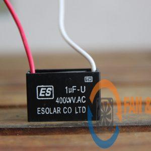 Tụ điện ESOLAR 1μF-U, 400VAC