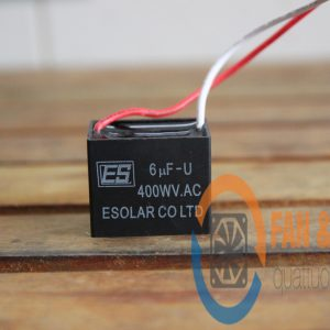 Tụ điện ESOLAR 6μF-U, 400VAC