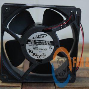 Quạt ADDA AQ1224HB-F51, 24VDC, 120x120x38mm