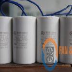 Tụ điện CBB60 15μF ±5%, 450VAC Dây cắm