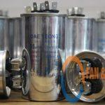 Tụ điện DAE YEONG 35μF ±5%, 370VAC